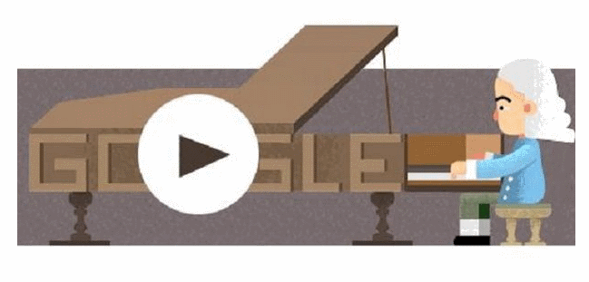 Google doodle | Piano Teacher Muswell Hill